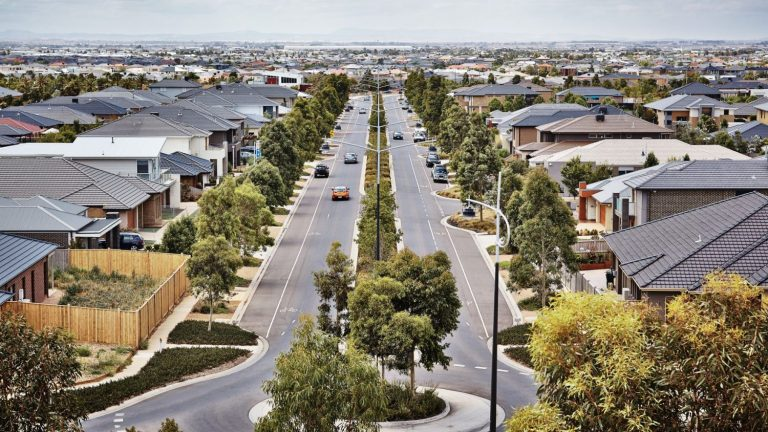 Should you invest in growth suburbs?